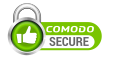 Comodo-Certificated SSL-Secured Server