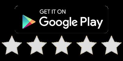 5-Sterne Bewertung von Feedbank im Google Playstore